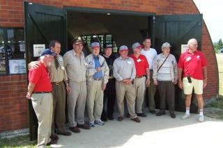 Volunteers and Veterans